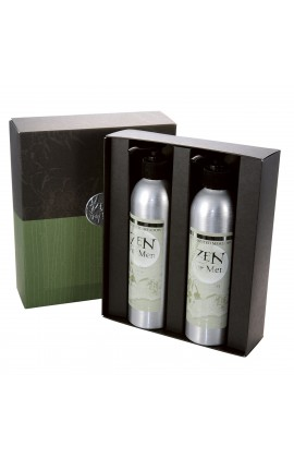 2 pc Shaving Gift Set, Cypress Yuzu